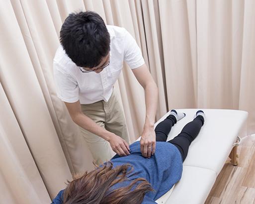 股関節痛 施術
