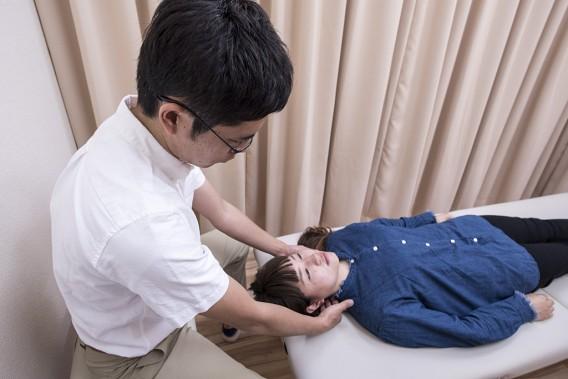 起立性調節障害 施術