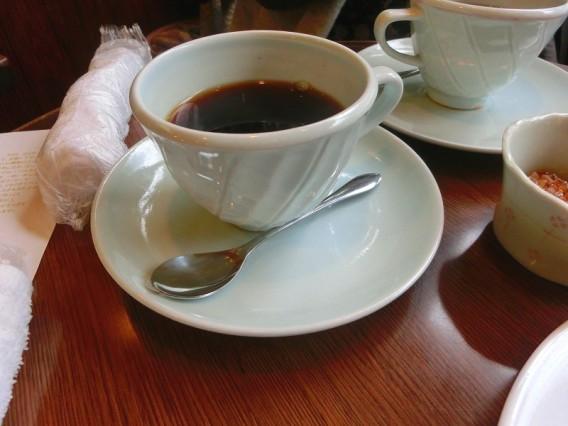 ぽえむ新京橋店 コーヒー