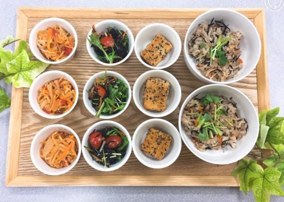 【乾物講座】の料理教室を開催します!