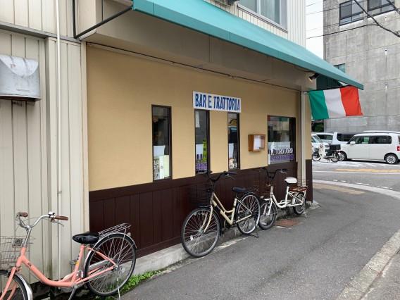 菜園場町のイタリアン【トラットリア トロドーロ】の前菜が満足度抜群!