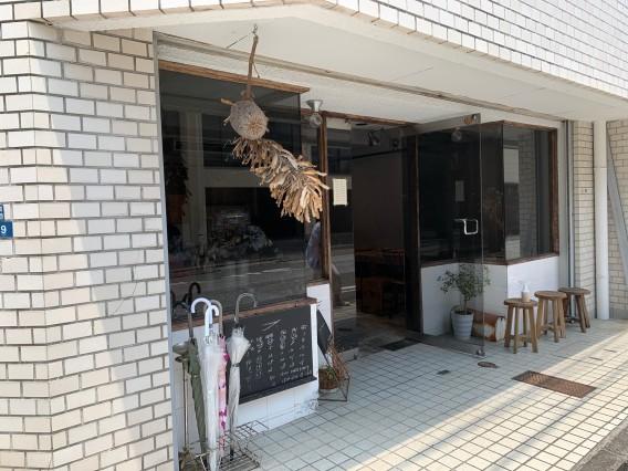 【高知市の美味しいパスタ】おしゃれカフェ・ヌイアパートメントでランチ